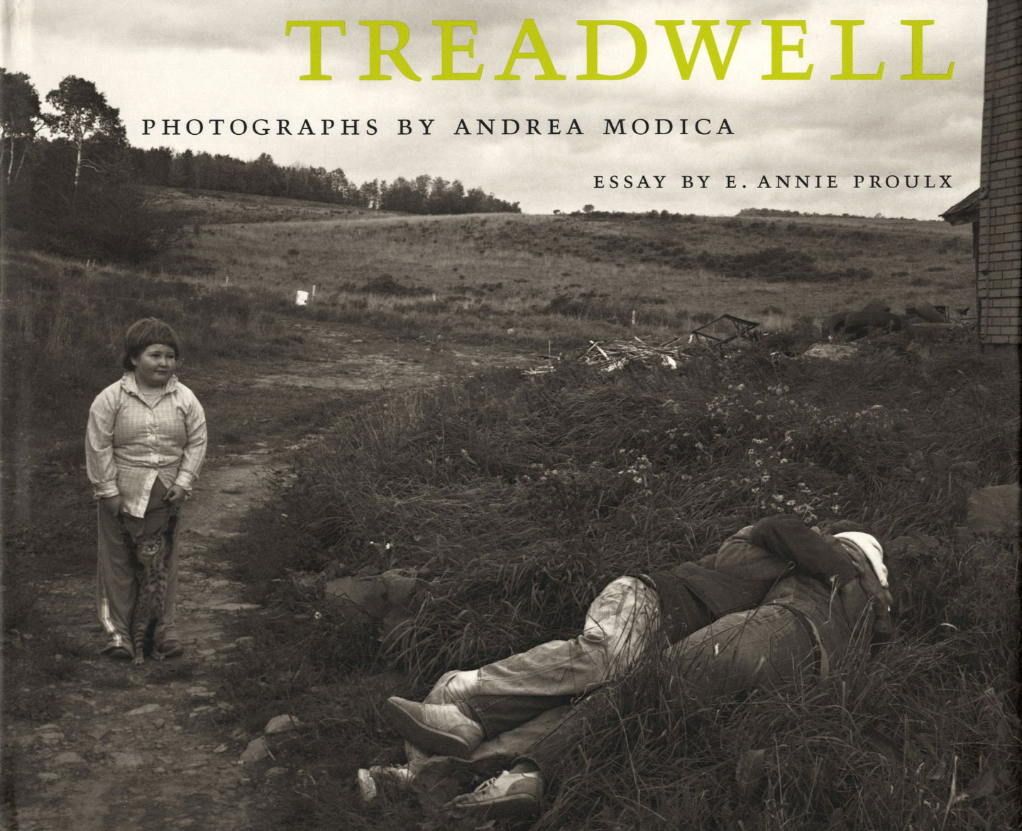 Andrea Modica: Treadwell [SIGNED]