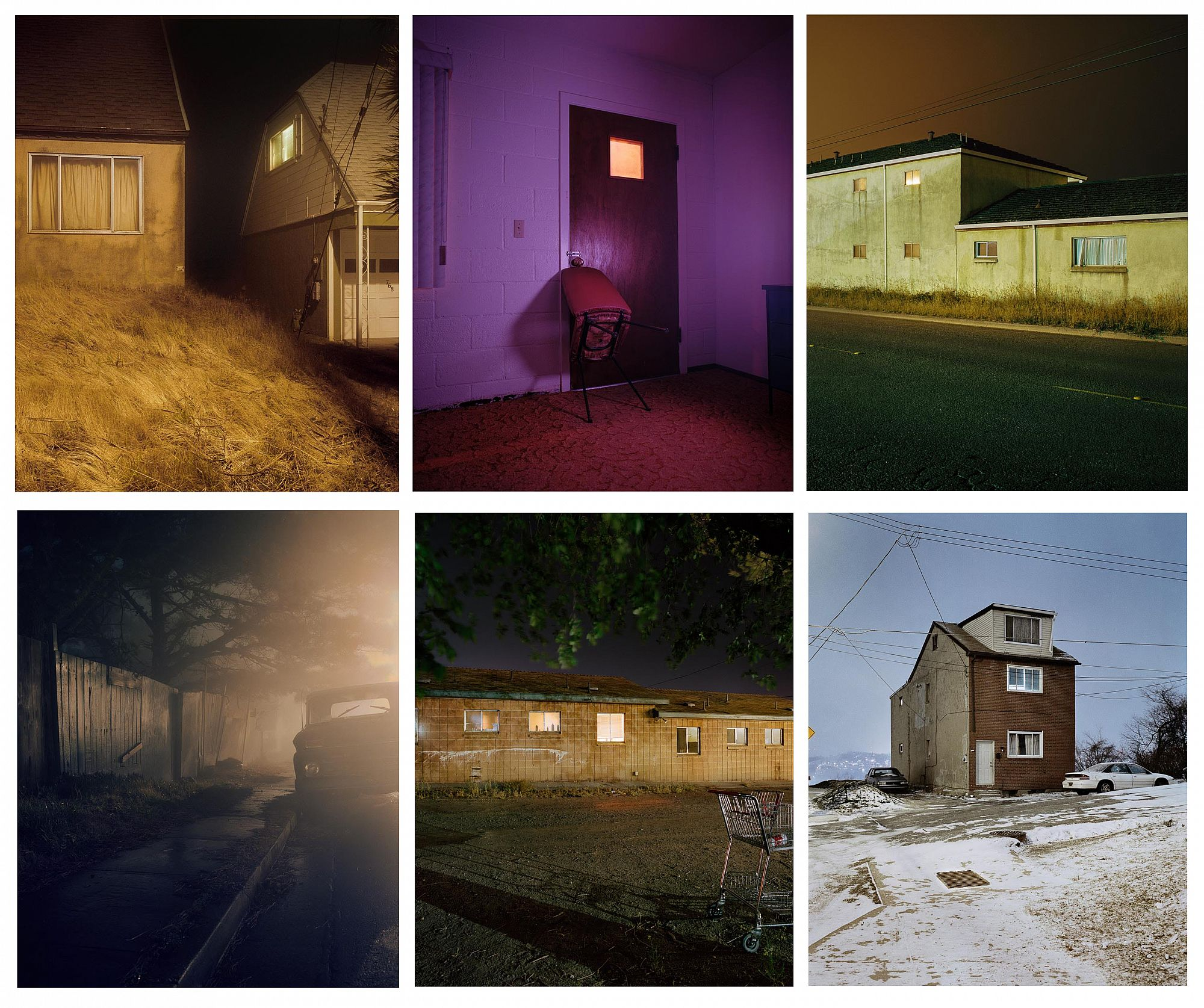 Todd Hido: House Hunting (Remastered Third Edition), Deluxe Limited Edition Suite (with 6 Archival Pigment Prints) [SIGNED]