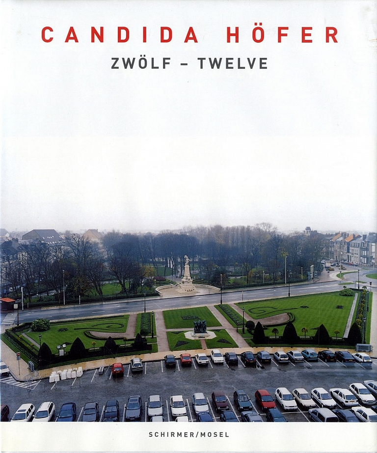 Candida Höfer: Zwölf -Twelve [SIGNED