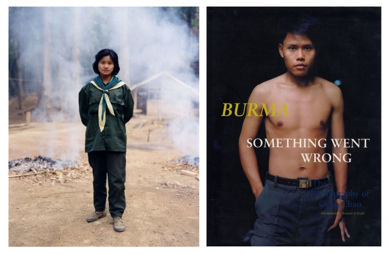 "Chan Chao: Burma: Something Went Wrong, Special Limited Edition (with ""Tin Taw Liang, 1997""..."
