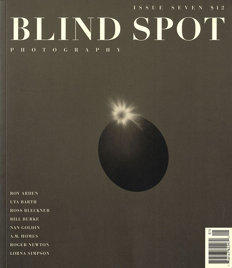 Blind Spot #7 (Photography Journal)