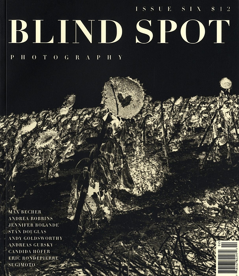 Blind Spot #6 (Photography Journal