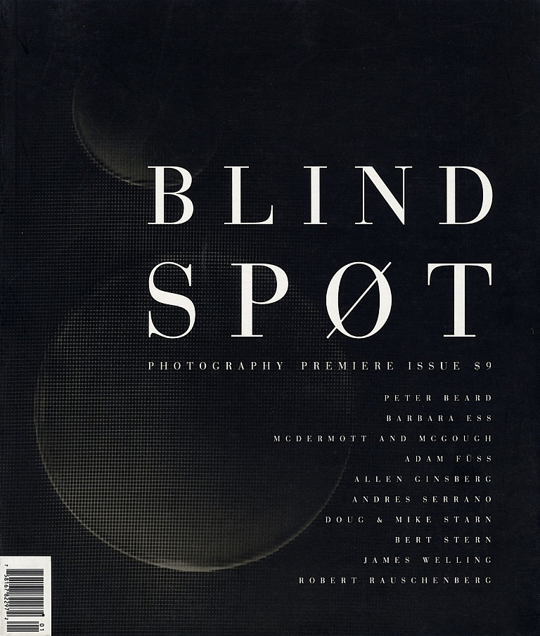 Blind Spot #1, Premiere Issue (Photography Journal)