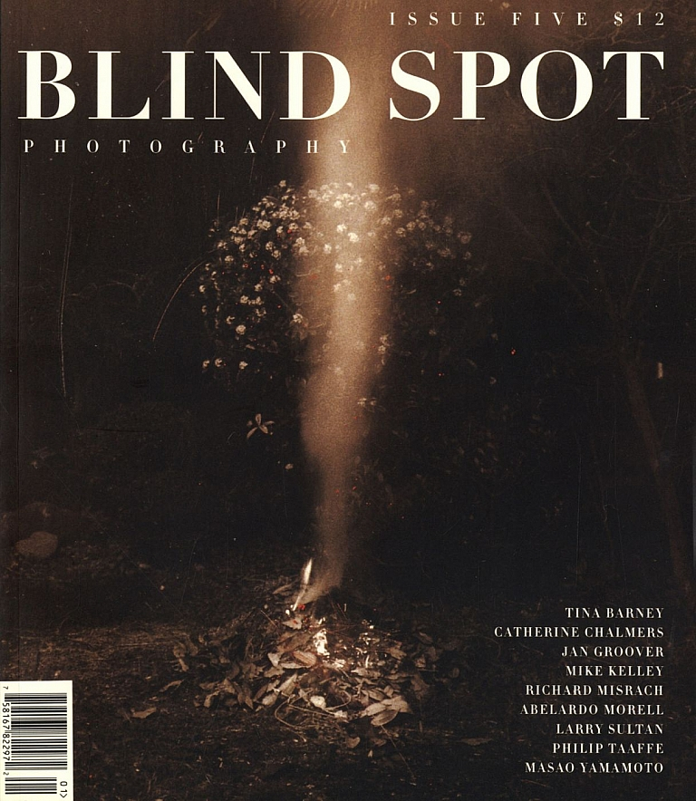 Blind Spot #5 (Photography Journal)
