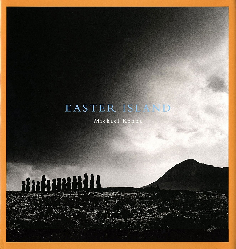 Michael Kenna: Easter Island, Slipcased Limited Edition [SIGNED
