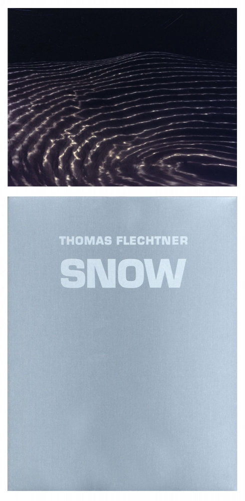 Thomas Flechtner: Snow, Limited Edition (with Print