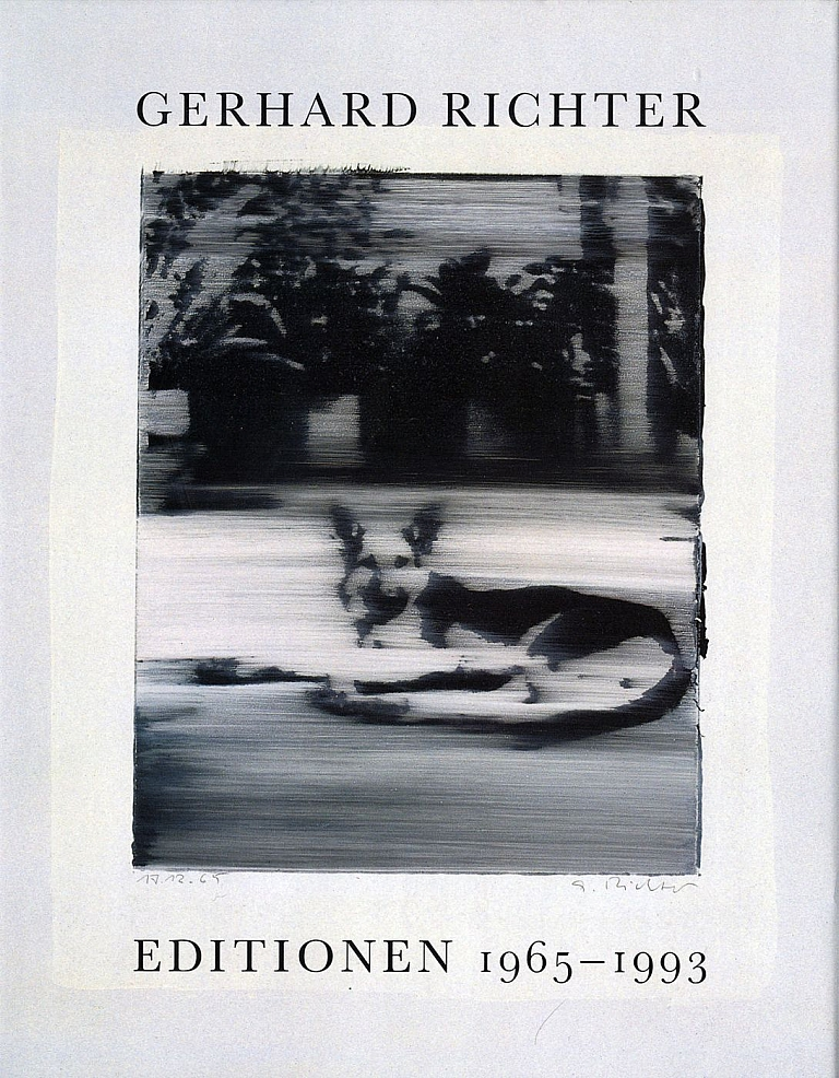 Gerhard Richter: Editionen 1965-1993