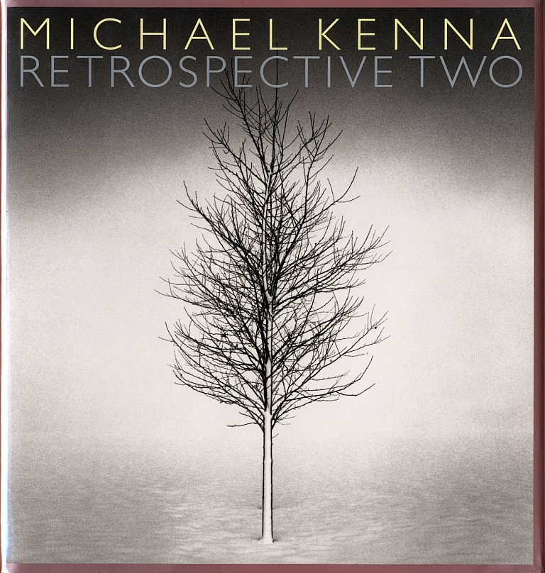 Michael Kenna: Retrospective Two (First Printing) [SIGNED