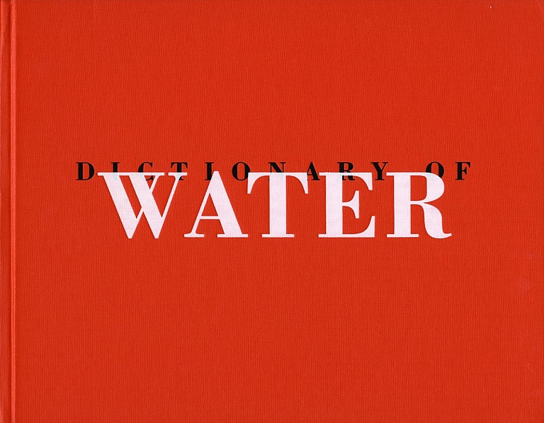 Roni Horn: Dictionary of Water [SIGNED]