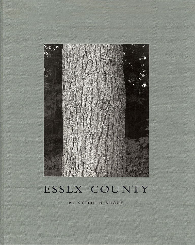 Stephen Shore: Essex County [SIGNED]