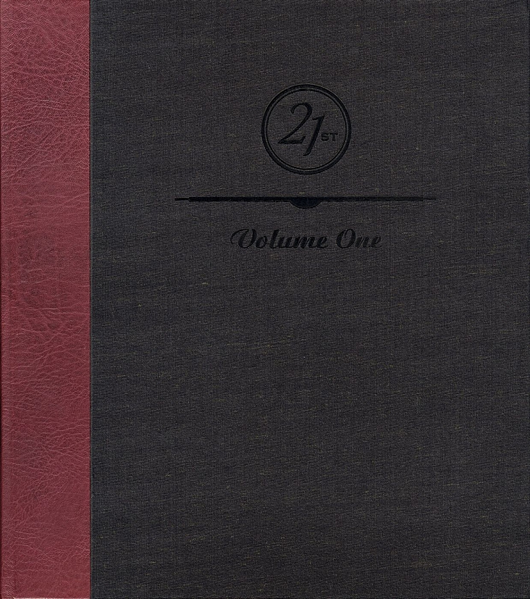 21st Editions Journal of Contemporary Photography Volume 1 (One/I), Limited Edition (Deluxe Edition