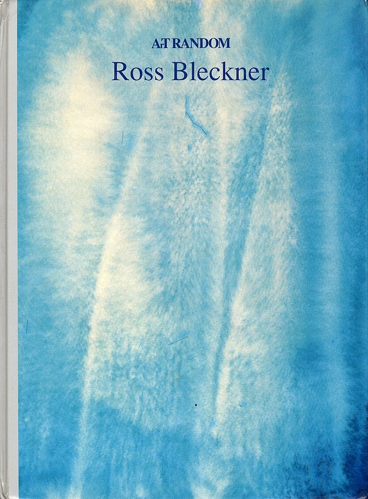 ArT Random: Ross Bleckner: Ceremony