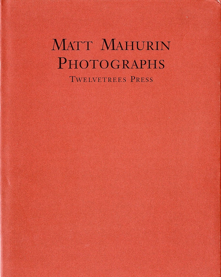 Matt Mahurin: Photographs