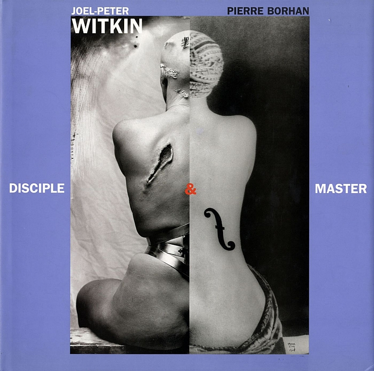 Joel-Peter Witkin: Disciple & Master (disciple et maître) [SIGNED]