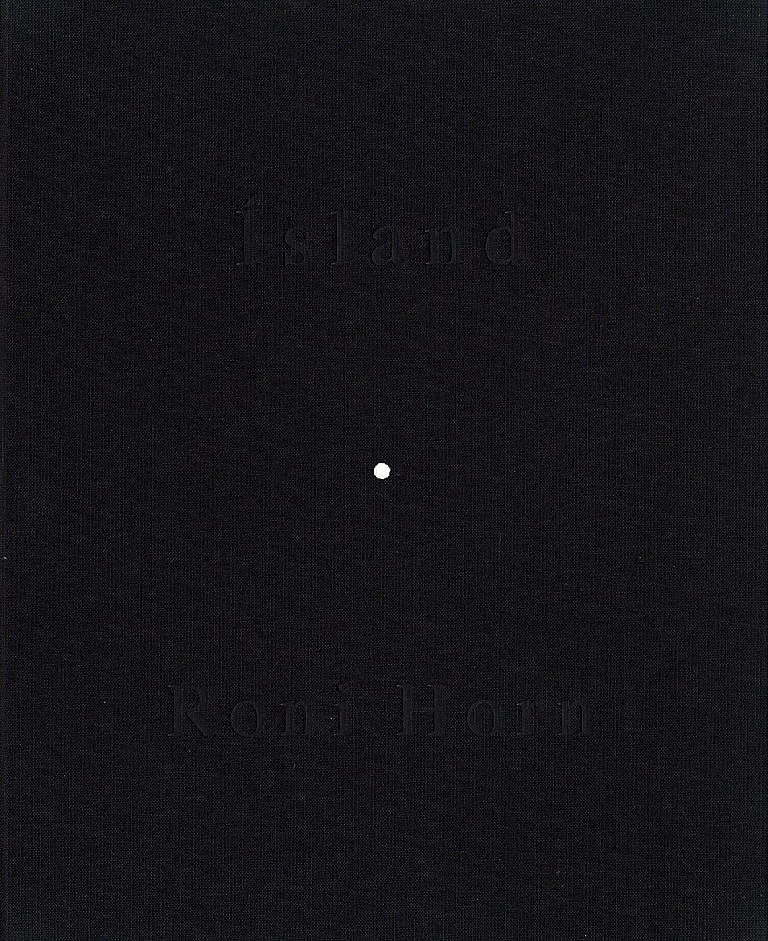 Roni Horn: Doubt Box (Ísland: To Place 9) [SIGNED]