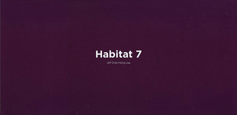 Jeff Liao: Habitat 7, Limited Edition [SIGNED