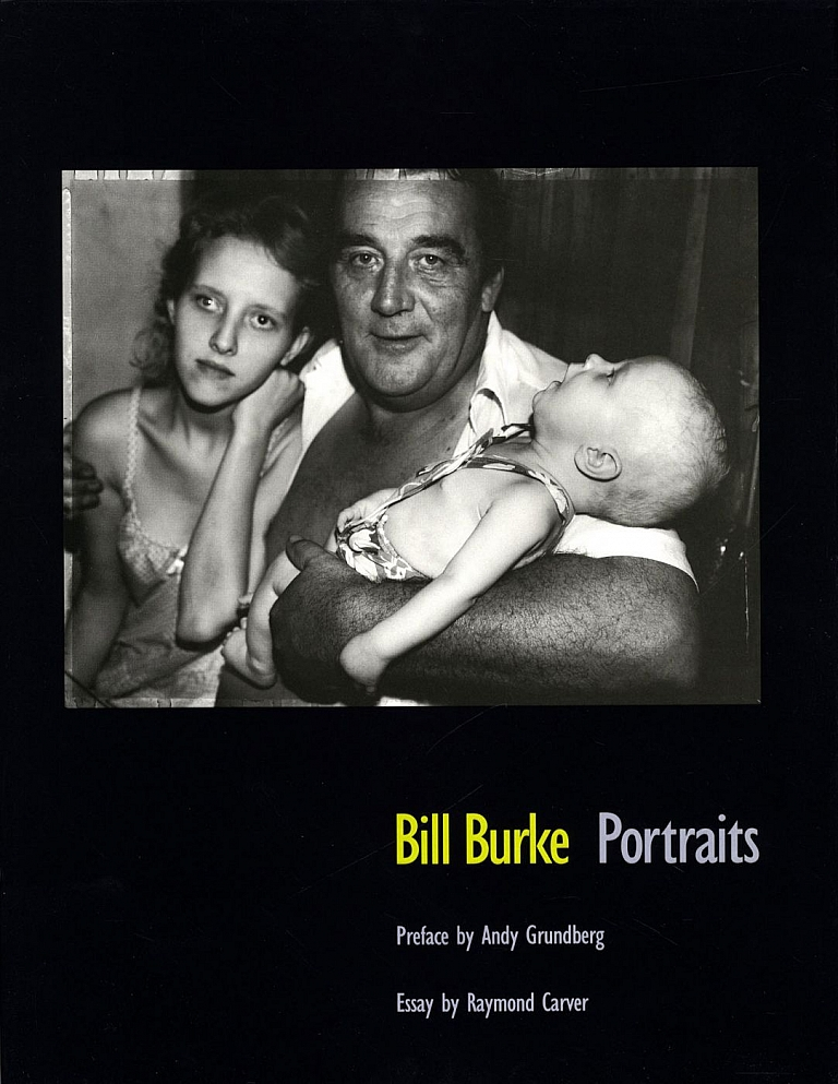 Bill Burke: Portraits [SIGNED