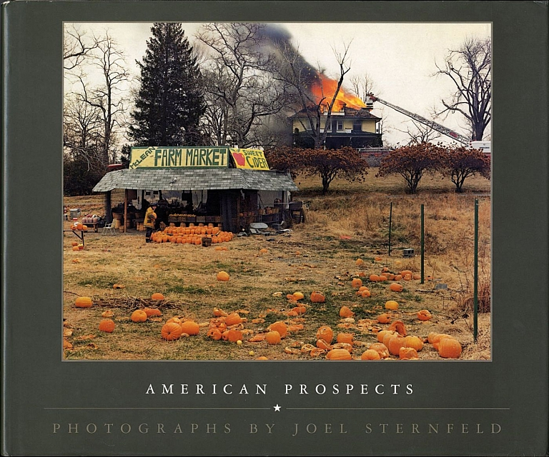 Joel Sternfeld: American Prospects (First Hardcover Edition