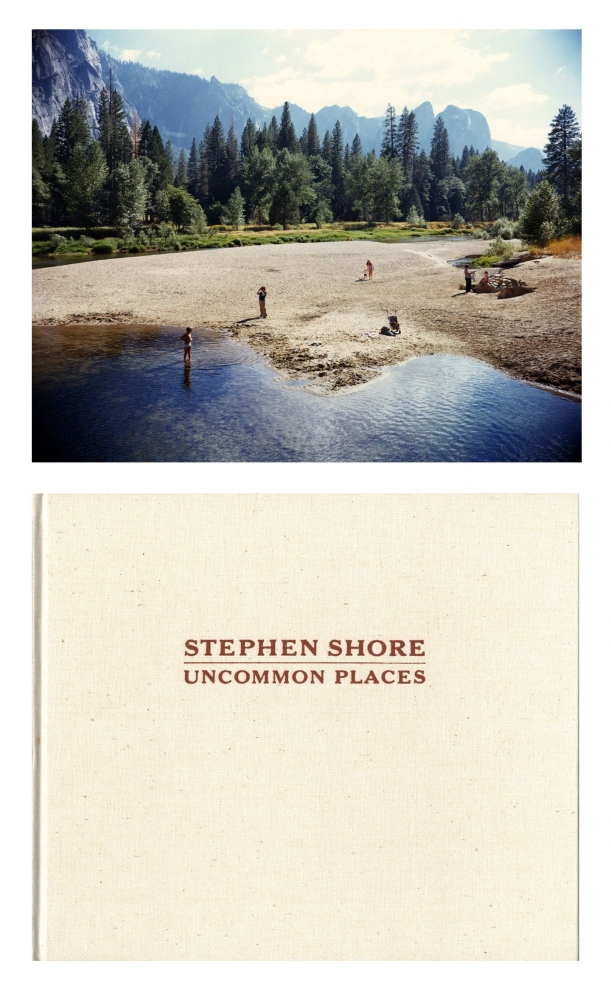 Uncommon Places: Photographs by Stephen Shore, Limited Edition (with Vintage Original Type-C Print