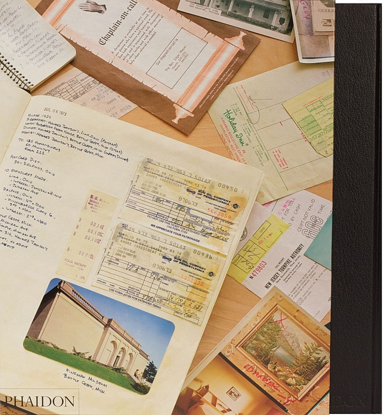 Stephen Shore: A Road Trip Journal, Limited Edition [SIGNED]