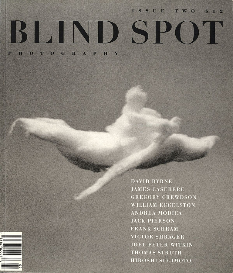 Blind Spot #2 (Photography Journal