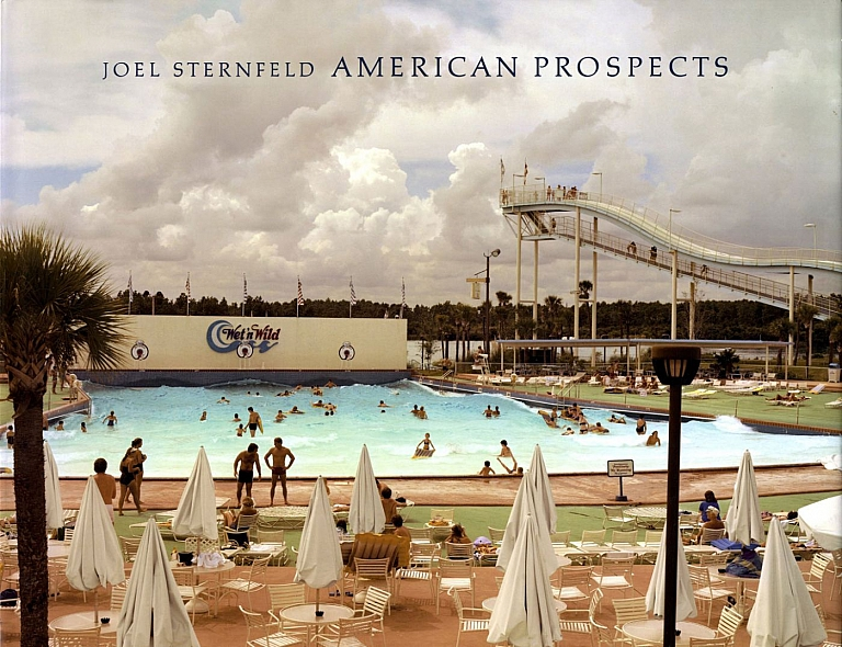 Joel Sternfeld: American Prospects (First Steidl Edition) [SIGNED