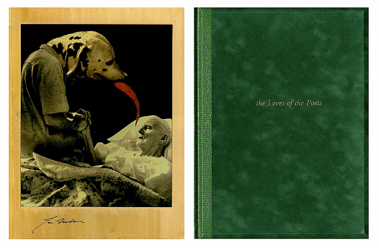 Joseph Mills: The Loves of the Poets, Limited Edition (with Print
