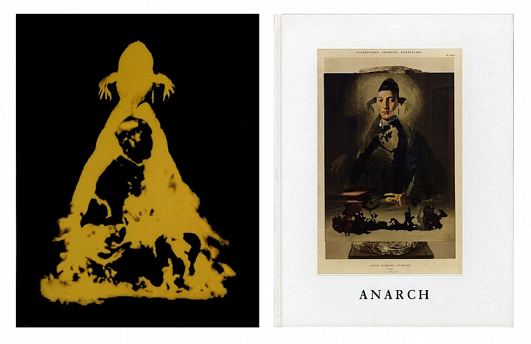 Joseph Mills: Anarch, Limited Edition (with Print