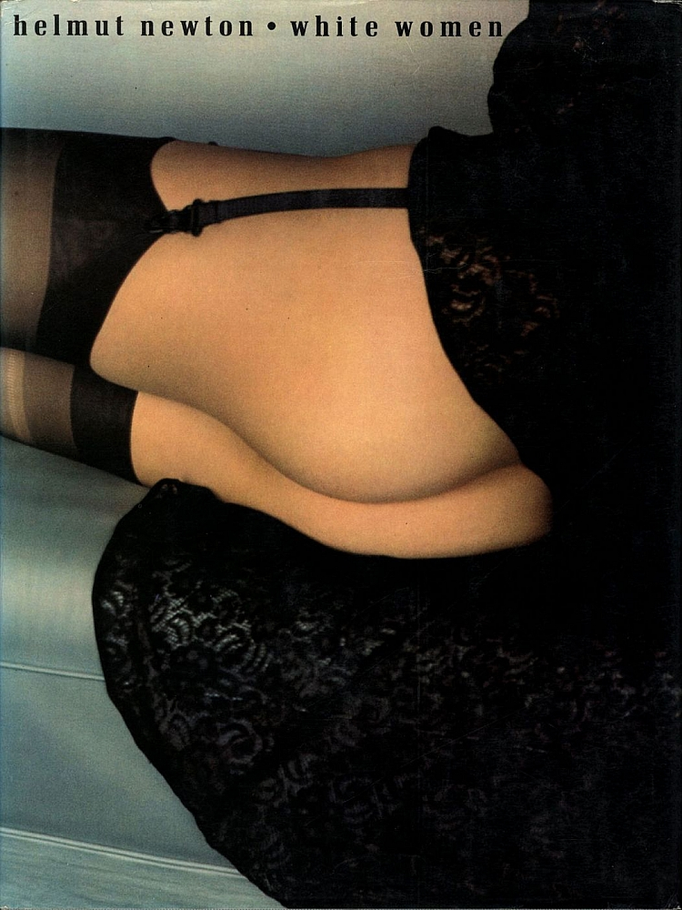 Helmut Newton: White Women