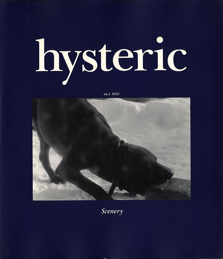 Hysteric Glamour: Scenery (Hysteric No. 3