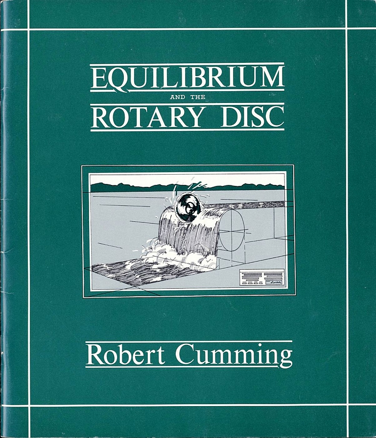 Robert Cumming: Equilibrium and the Rotary Disc