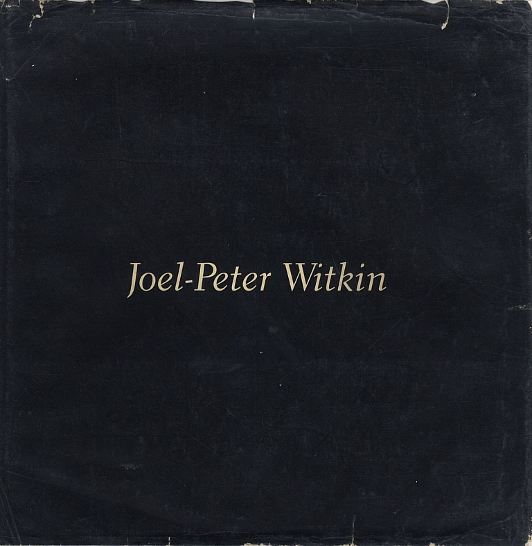 Joel-Peter Witkin (Twelvetrees Press