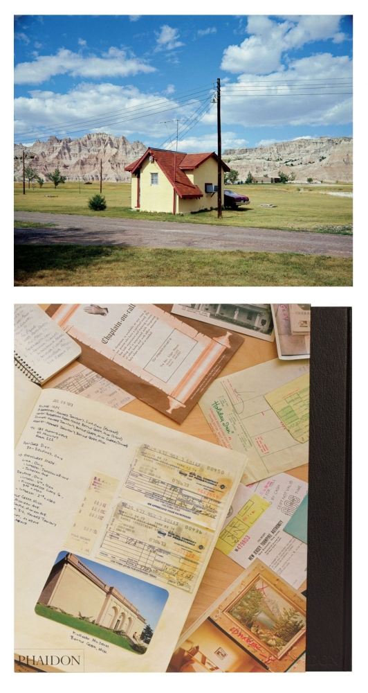 Stephen Shore: A Road Trip Journal, Limited Edition (with Type-C Print