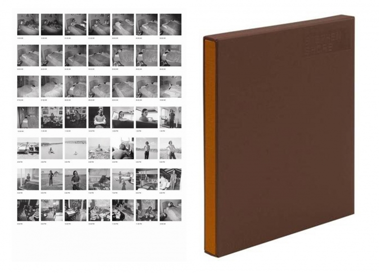 Stephen Shore (Phaidon Contemporary Artists Series), Limited Edition (with Lithograph Print)
