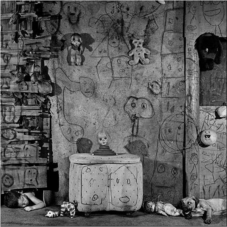 "Roger Ballen: Boarding House, Limited Edition (with Gelatin Silver Print, ""Boarding House,..."