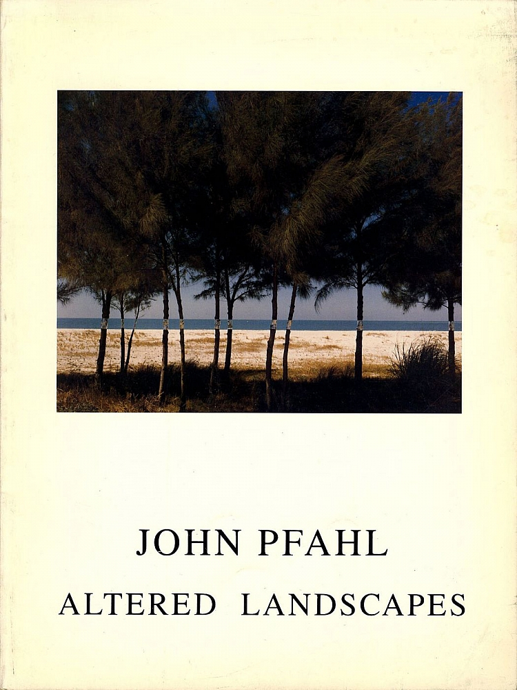 Untitled 26 (The Friends of Photography): John Pfahl: Altered Landscapes