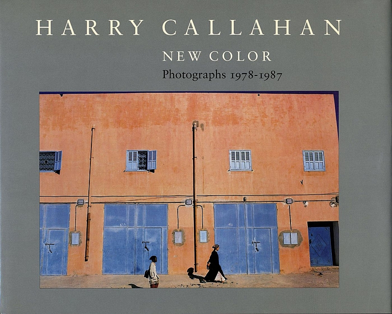 Harry Callahan: New Color - Photographs 1978-1987