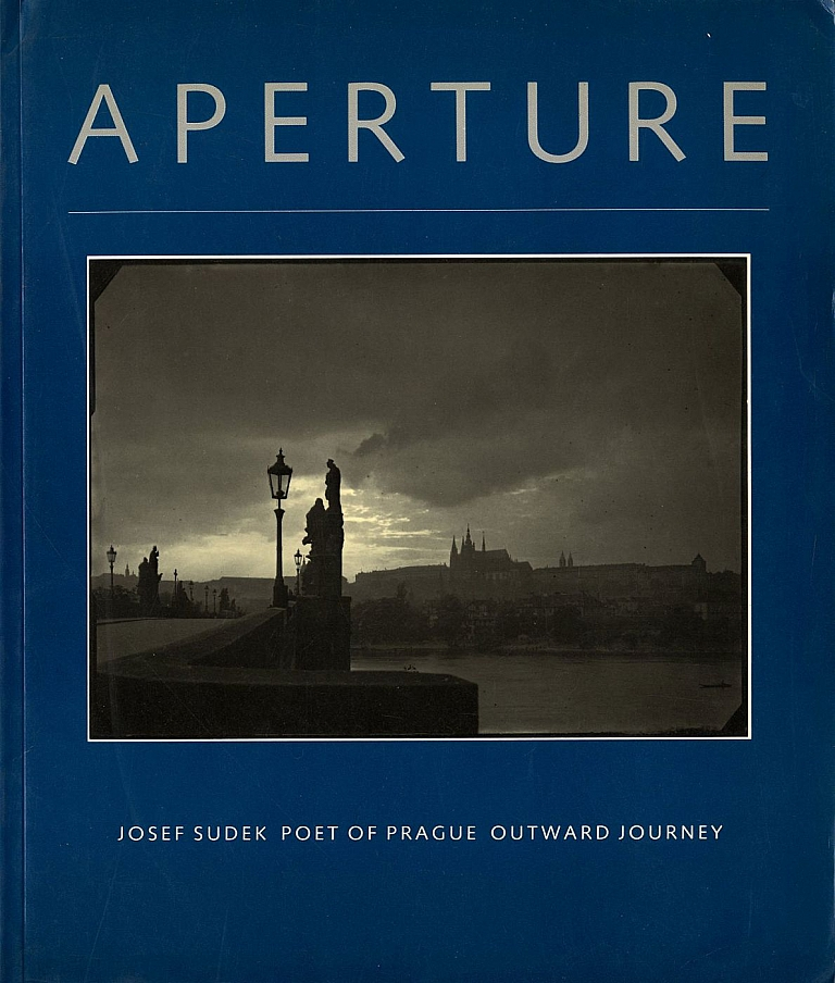 Aperture 117 - Josef Sudek: Poet of Prague, Outward Journey
