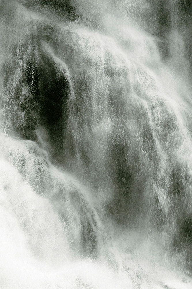 David H. Gibson: Water Cascade: A Sequence (One Picture Book #61), Limited Edition (with Print