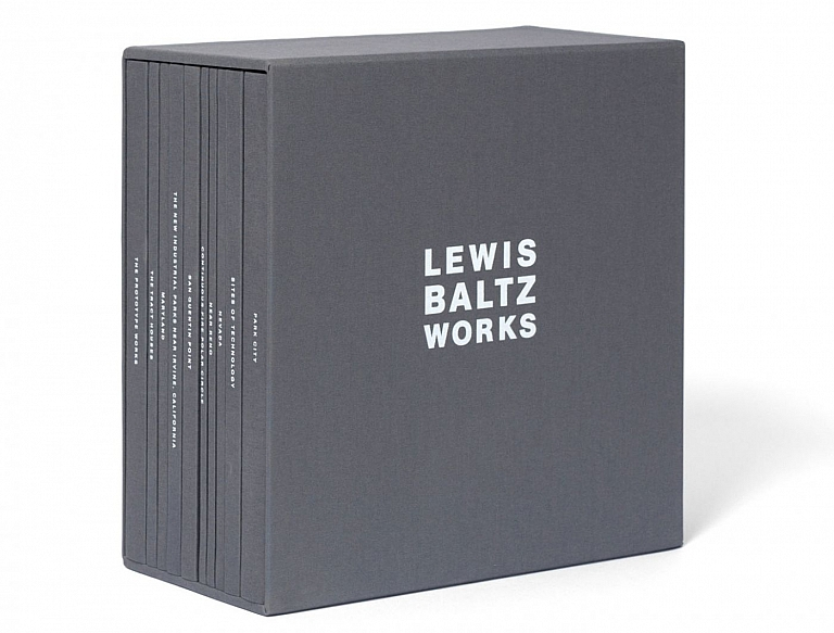 Lewis Baltz: Works, Limited Edition (Ten Volume Set) [SIGNED