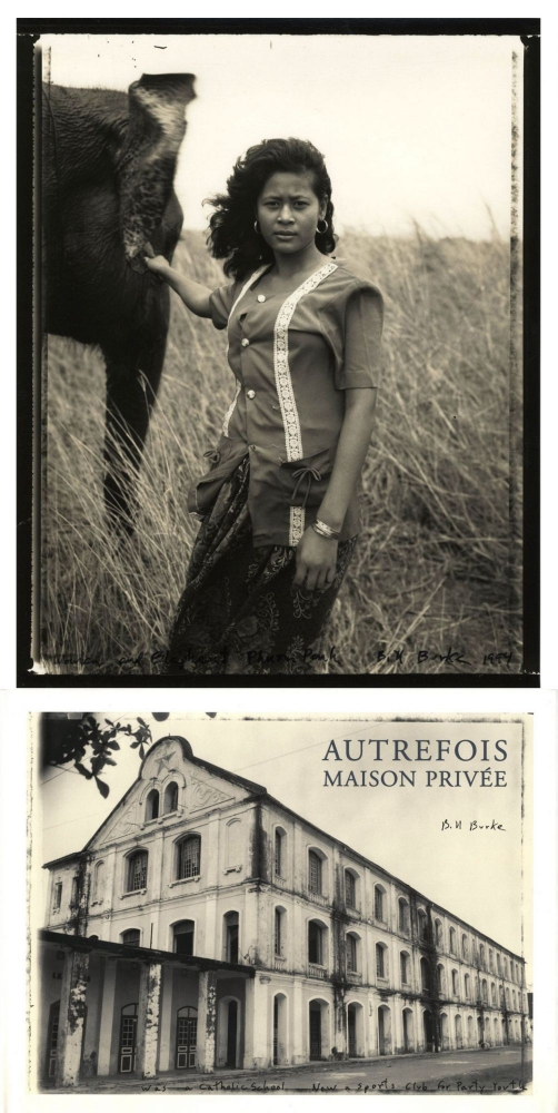 Bill Burke: Autrefois, Maison Privée, Special Limited Edition (with Toned Gelatin Silver...
