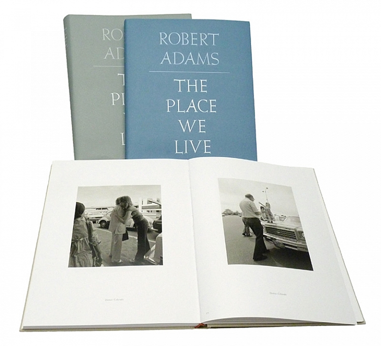 Robert Adams: The Place We Live, A Retrospective Selection of Photographs, 1964-2009 (Yale First Edition, Three Volumes)