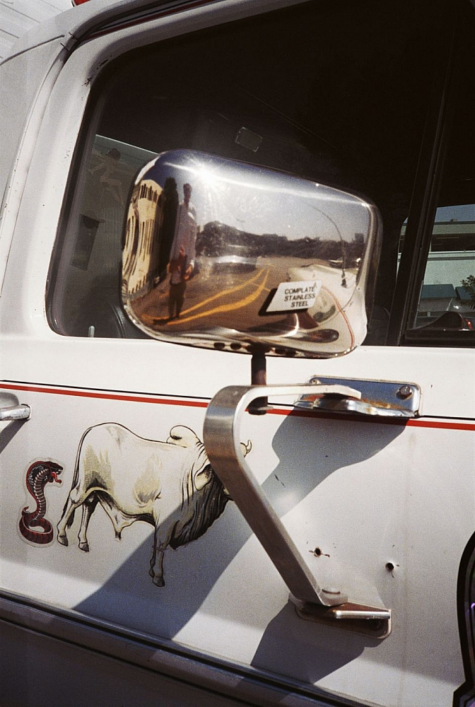 William Eggleston: Untitled (Los Angeles), 1994/2010, Limited Edition Archival Pigment Print