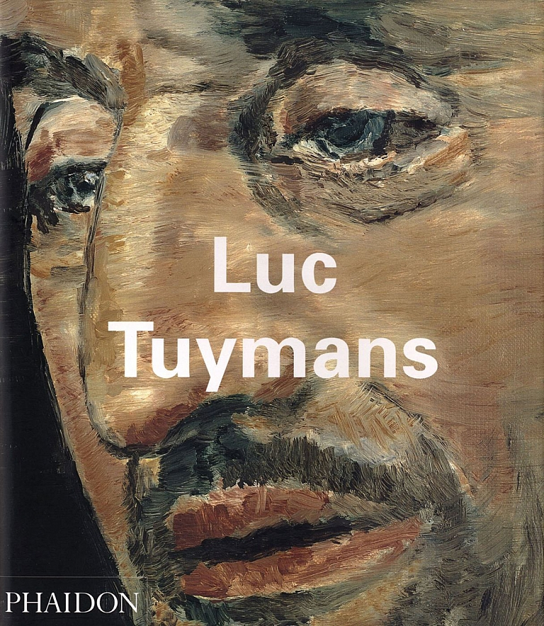 Luc Tuymans (Phaidon Contemporary Artists Series, Revised and Expanded Edition) [SIGNED