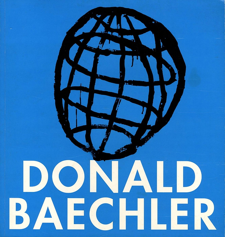 Donald Baechler: Selected Early Paintings