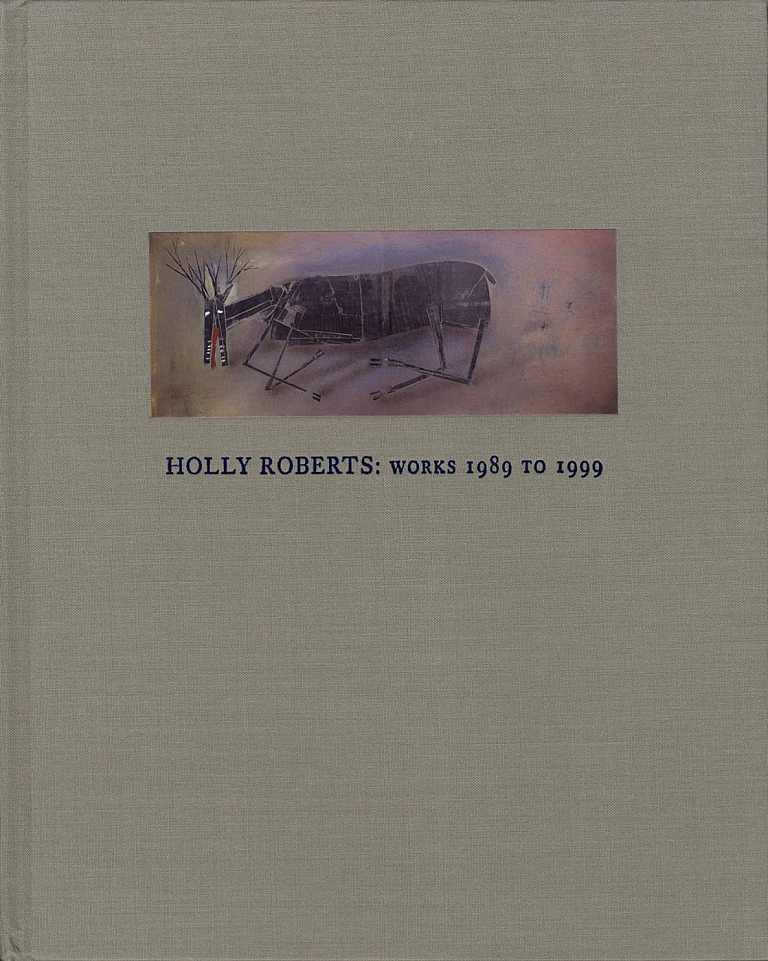 HOLLY ROBERTS Untitled 50 Art Exhibition Catalog Friends of Photography SF 1989