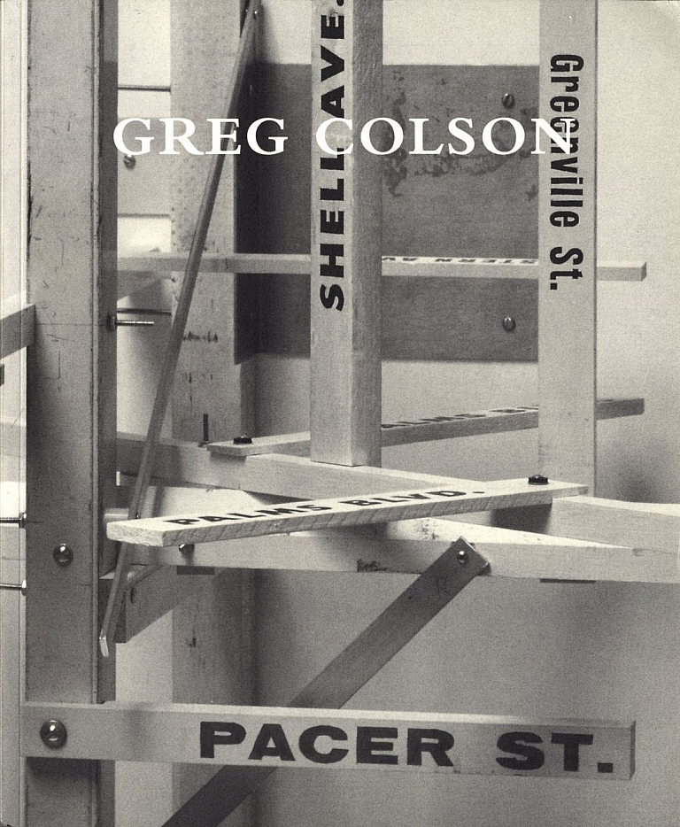 Greg Colson (Whale & Star Press