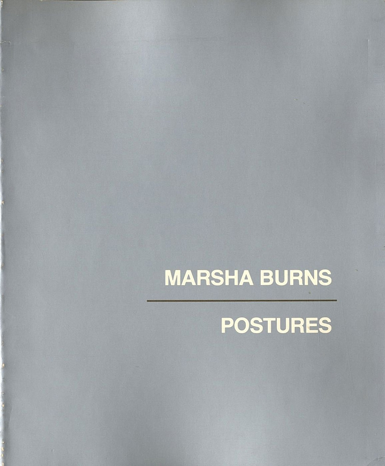 Untitled 28 (The Friends of Photography): Postures: The Studio Photographs of Marsha Burns