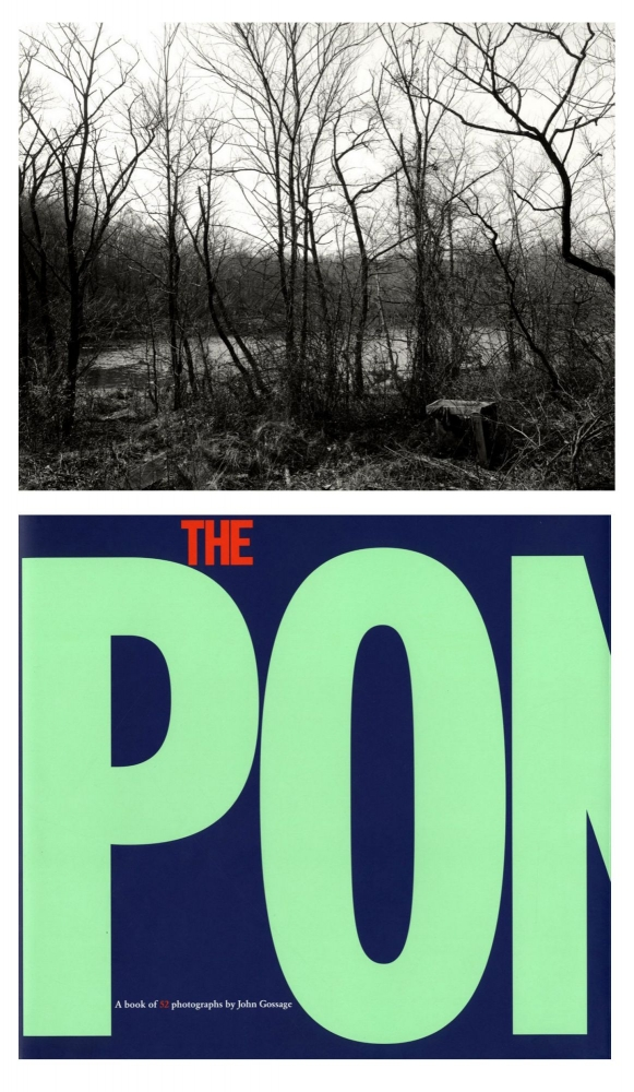 John Gossage: The Pond (Second Edition, Aperture Reissue), Limited Edition Box Set (with Loose...