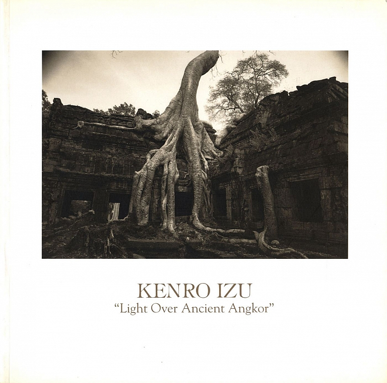Kenro Izu: Light Over Ancient Angkor, Platinum Prints